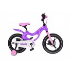 Bicicleta de copii 16 mh Magnesium Hollicy mov