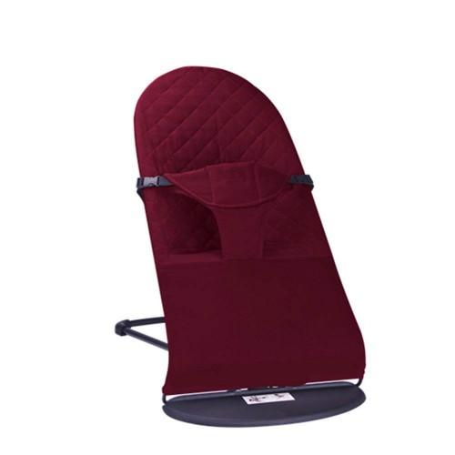 Scaun balansoar ergonomic Relax Bordeaux