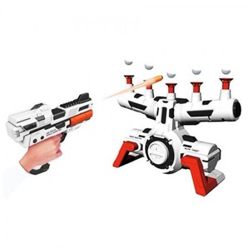 Set pistol si tinta cu aer Space Wars cu sunete si lumini 2127