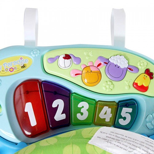 Centru de activitati pentru bebelusi Hola Toys
