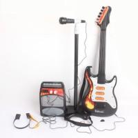 Chitara electrica cu microfon Rock&Roll