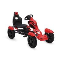 Kart cu pedale eva adrenaline 1504 Red