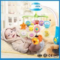 Carusel muzical cu proiectie Sun Baby