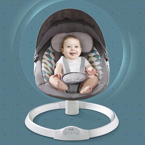 Fotoliu balansoar bebe Kub Lux
