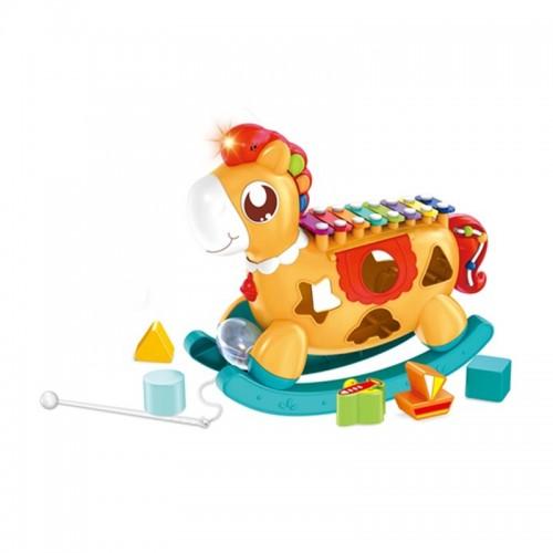Jucarie muzicala xilofon Pony