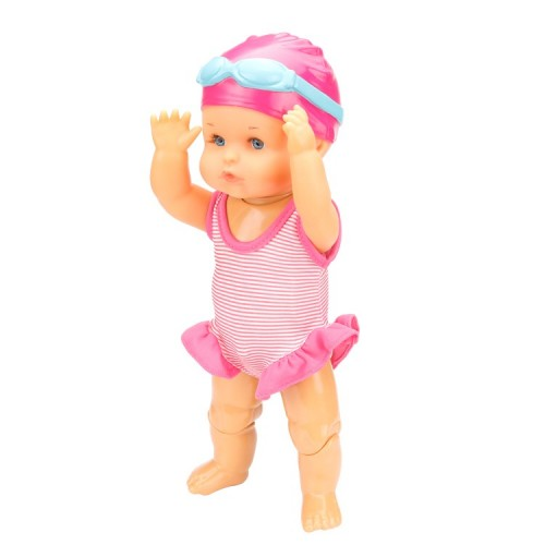 Papusa Swimming Doll