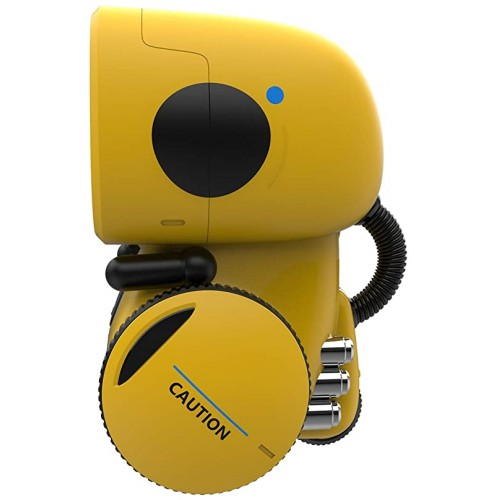 Robot inteligent interactiv Apollo control vocal, butoane tactile, galben
