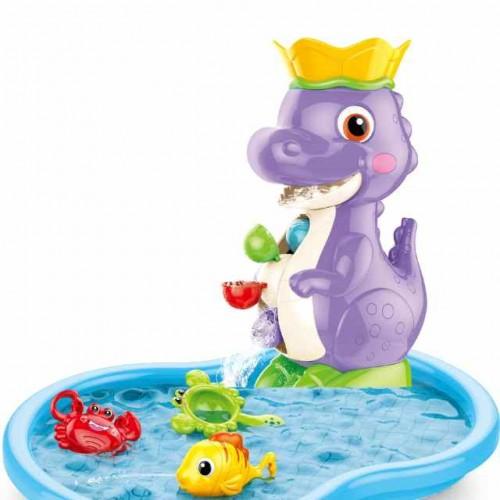 Jucarie de baie Dino