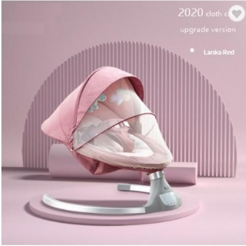 Fotoliu balansoar bebe Kub Bordeau