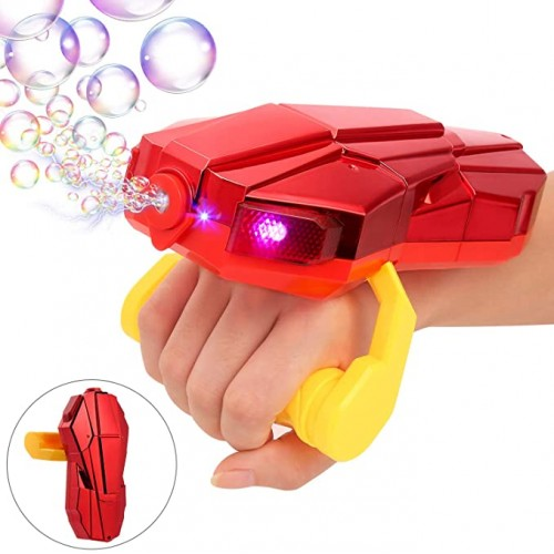 Jucarie cu baloane de sapun Iron Man