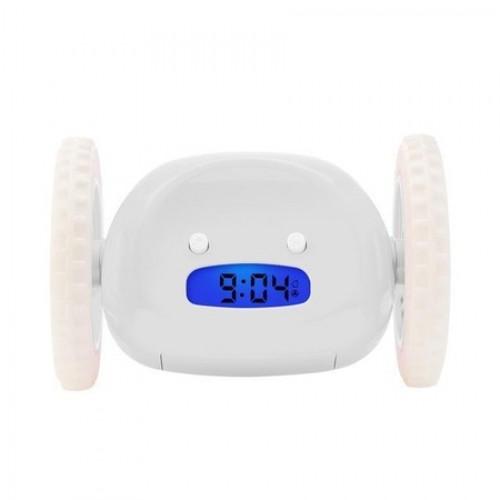 Ceas alarma care fuge Clocky