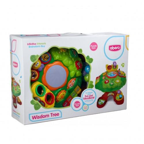 Jucarie cu activitati 6 in 1 Wisdom Tree