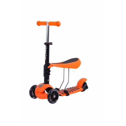 Trotineta Evolutiva Scooter 3 in 1 Orange