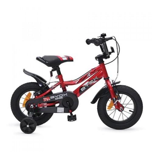 Bicicleta pentru copii Byox Prince 12 Rosie