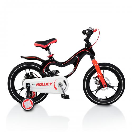 Bicicleta de copii 16 mh Magnesium Hollicy Black
