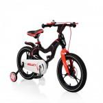 Bicicleta de copii 16 mh Magnesium Hollicy Black