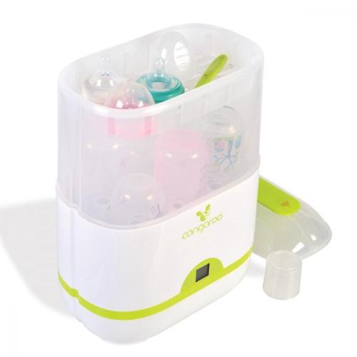 Sterilizator electric 3 in 1 Crystal Green