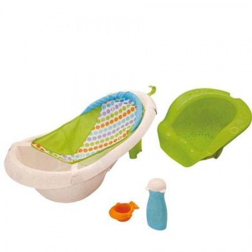 Cadita copii Tina 4 in 1 Sling 'n Seat Tub