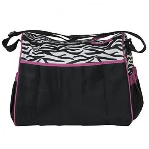Geanta pentru mamici Zebra