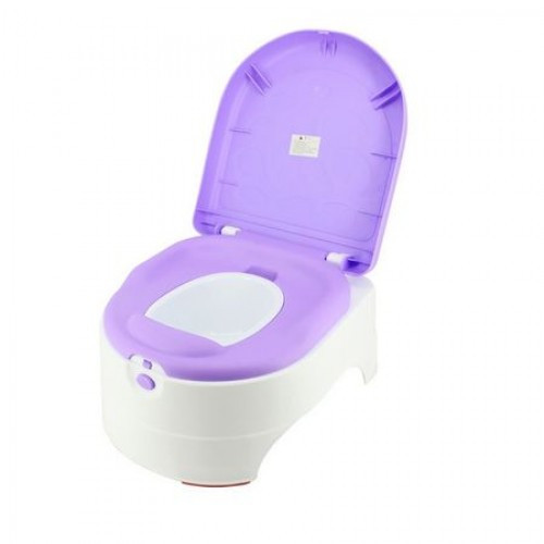 Olita copii portabila Tedy Purple