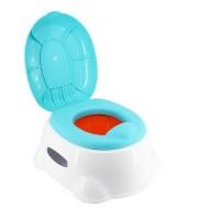 Olita copii si scaunel Commode Blue
