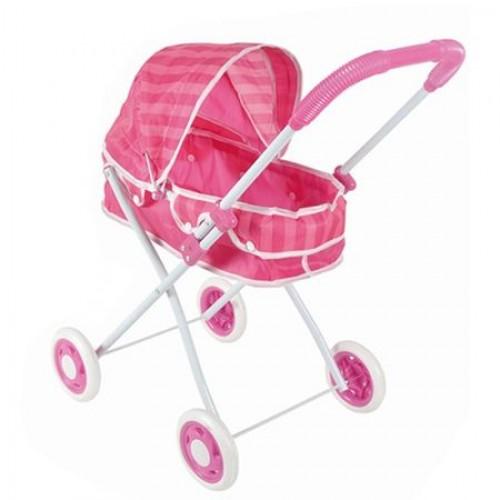 Carucior pentru papusi Pinky Roz