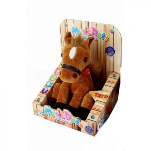 Jucarie interactiva calut vorbitor Ponny
