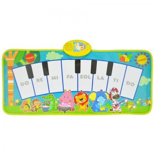 Covoras muzical Grassland piano