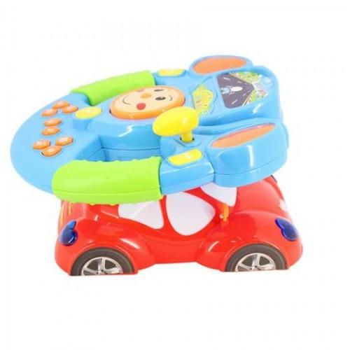Volan de jucarie pentru copii Drive Car