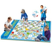 Joc educational Snakes&Ladders