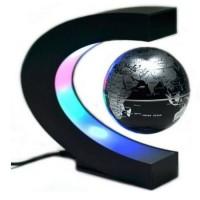 Glob pamantesc in levitatie cu lumini