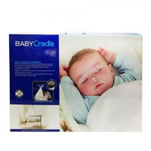 Patut pentru copii Baby Crib Co Sleeping White