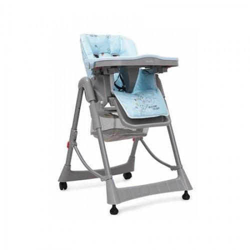 Scaun de masa pentru copii Cookie Albastru