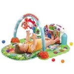 Centru de activitati 3 in 1 Baby Jungle
