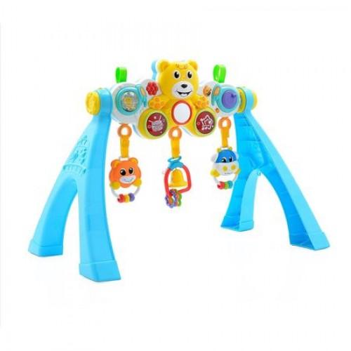 Centru de activitati 6 in 1 M-Toys cu lumini si sunete
