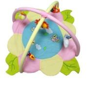 Covoras de joaca Daisy Bebeking multicolor