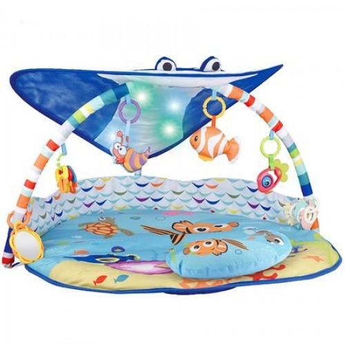 Covoras de joaca Finding Nemo cu lumini