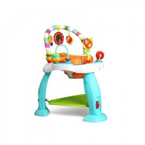 Jumper cu centru de activitati Sweet Bounce-A-Round