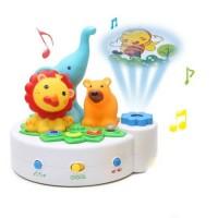 Proiector muzical Animal 8505-2