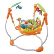 Centru activitati BABY JUMPEROO JUNGLE ORANGE