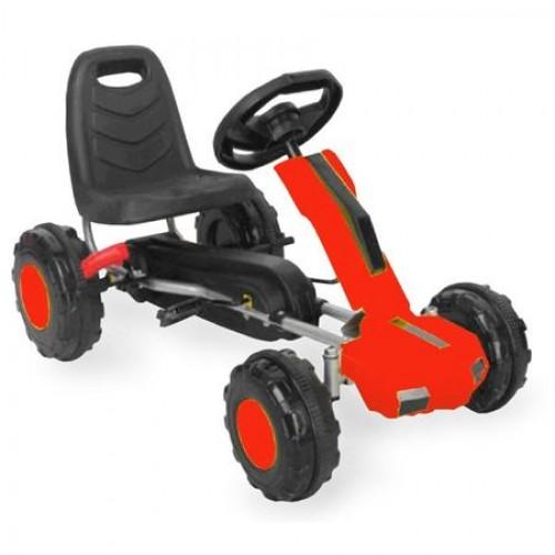 Kart cu pedale Bolt F 648 Rosu
