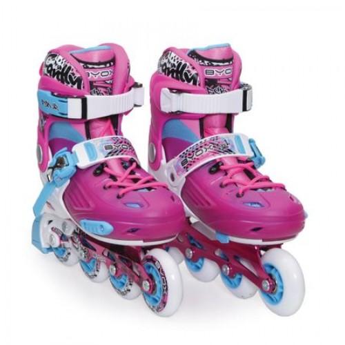 Role Byox copii JR1 L Pink