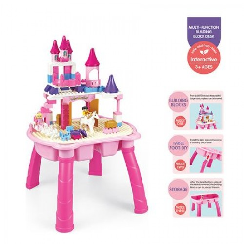 Masuta cu cuburi Princess Castle