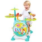 Set tobe cu microfon si scaunel pentru copii Jazz