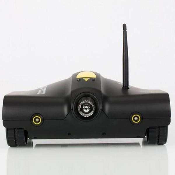 I-SPY- ROVER TANK, CONTROL WI FI Black