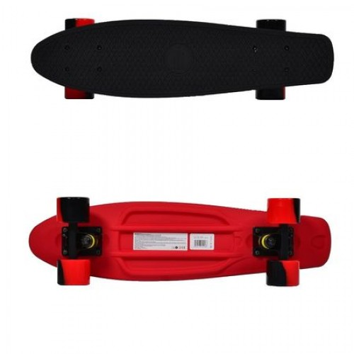 Penny board Live Life 2 Colours Black
