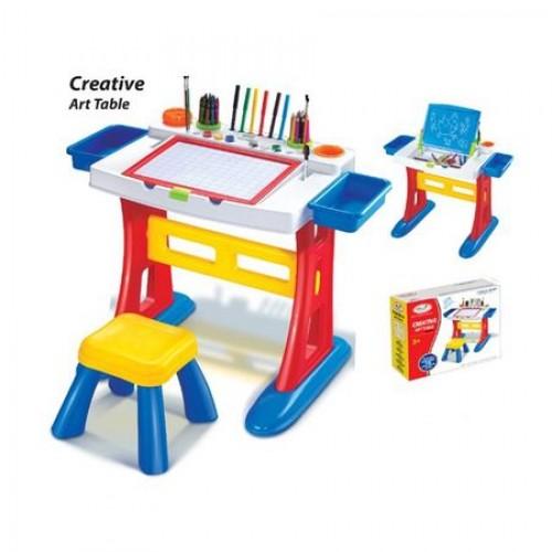 Tablita de desenat si pupitru birou Creative Art Table
