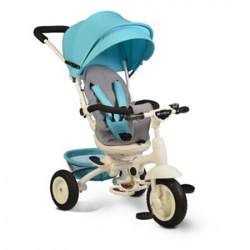 Tricicleta pentru copii Byox Queen Blue