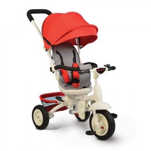 Tricicleta pentru copii Byox Queen Red