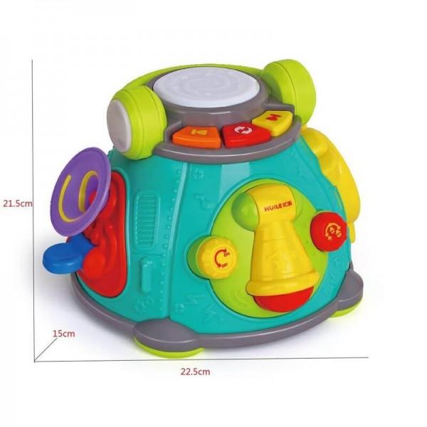 Jucarie Interactiva Tonomatul Karaoke - Hola Toys
